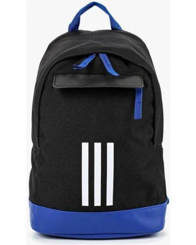 Черный рюкзак из полиэстера Adidas