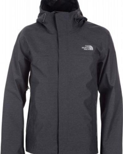 Куртка с капюшоном спортивная льняная на молнии The North Face