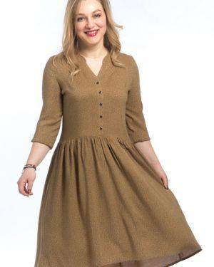 Летнее платье платье-сарафан из вискозы Modellos