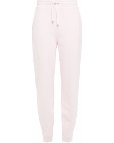 Spodnie bawełniane - różowe Rag & Bone