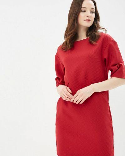 Платье красный Ruxara