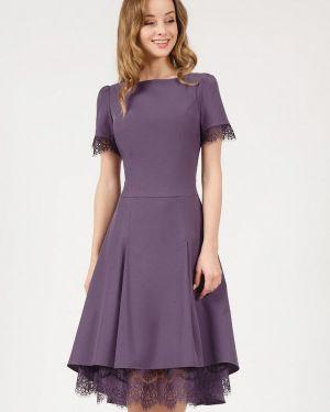 Коктейльное платье фиолетовый Marichuell