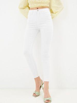 Зауженные джинсы - белые Tiffosi