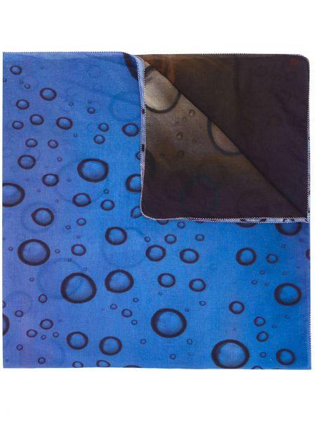 Хлопковая синяя юбка Tara Matthews