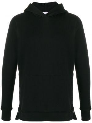 Bluza z kapturem z kapturem czarna John Elliott