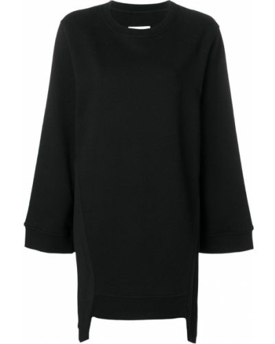 Платье оверсайз с длинными рукавами Mm6 Maison Margiela