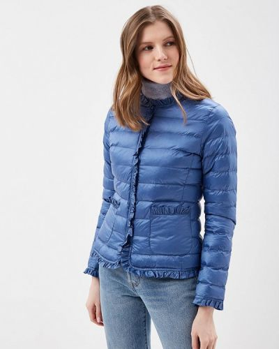 Утепленная куртка весенняя Softy