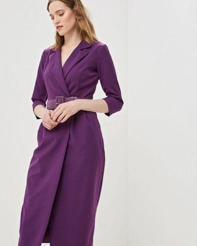 Платье фиолетовый Bezko