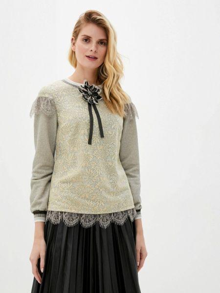 Серый свитер Alexander Bogdanov
