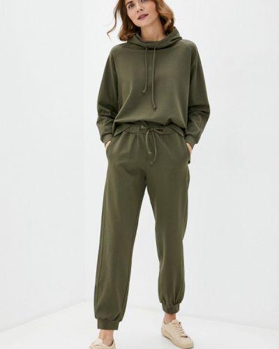 Костюмный зеленый спортивный костюм Trendyangel