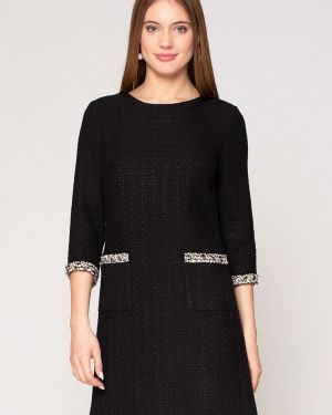 Платье прямое осеннее Luisa Wang