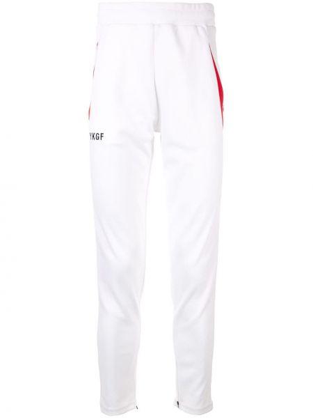 Спортивные брюки с манжетами с карманами Yoshiokubo