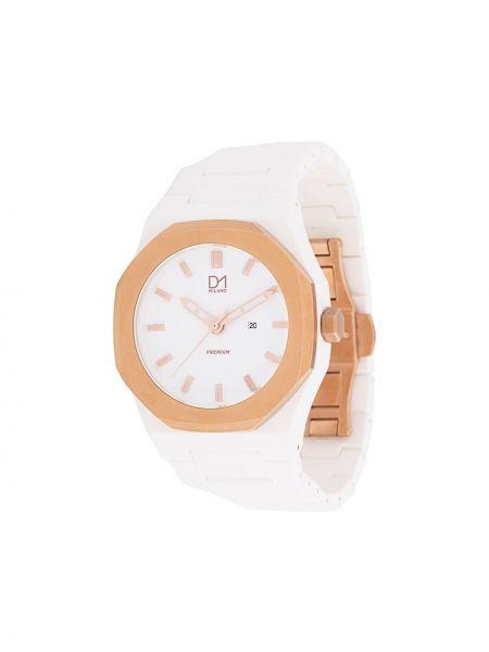 Часы белые D1 Milano