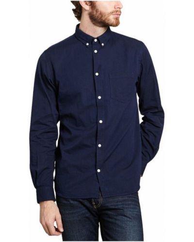 Koszula jeansowa - niebieska Norse Projects