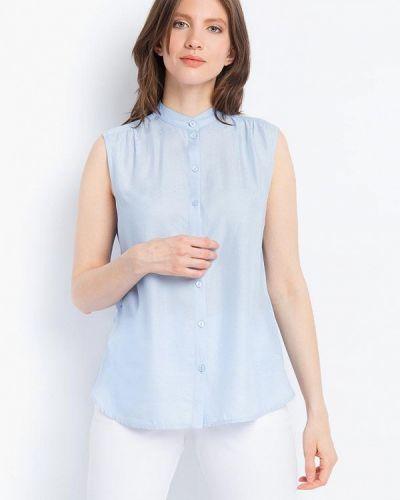 Блузка голубой индийский Finn Flare