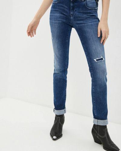 Зауженные джинсы - синие Replay