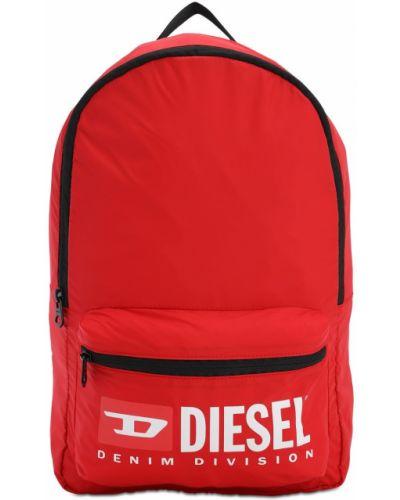 Plecak z logo Diesel Kids