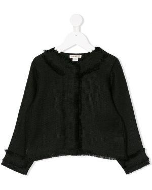 Черная куртка Manoko