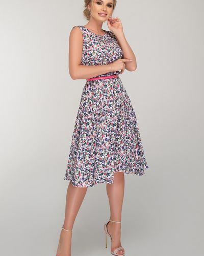 Летнее платье миди платье-сарафан Петербургский Швейный Дом