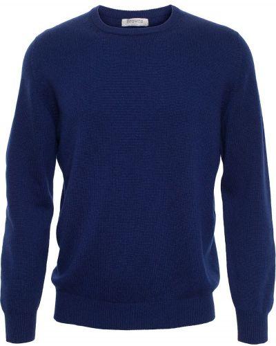 Темно-синий свитер Browns