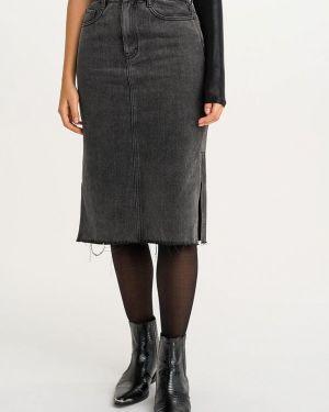 Джинсовая юбка Befree