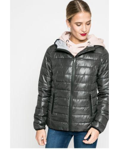Куртка с капюшоном с карманами утепленная Fresh Made
