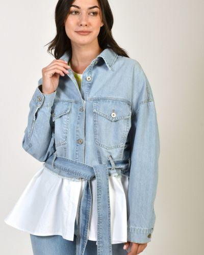 Хлопковый пиджак Twin-set