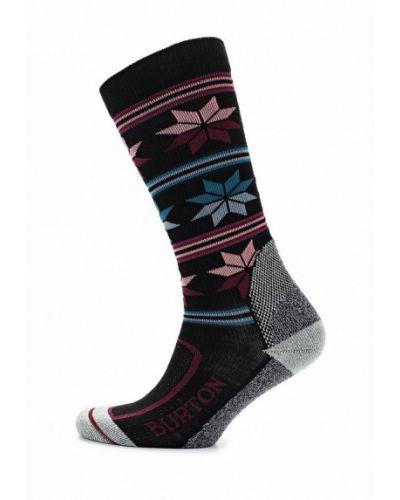 Черные носки термоноски Burton