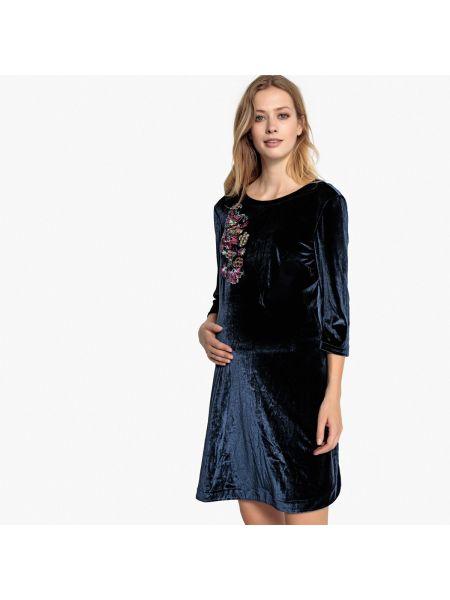 Платье для беременных мини миди La Redoute Maternité