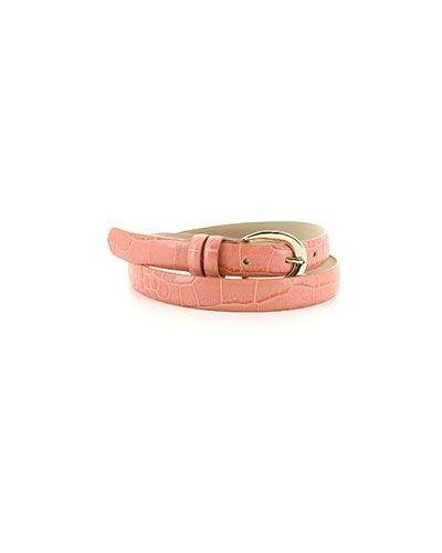 Ремень розовый Class Cavalli