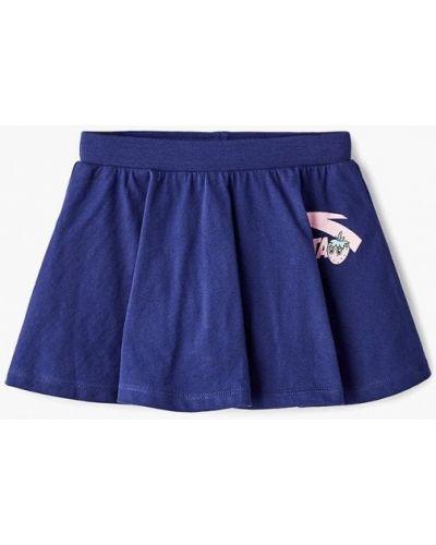 Синяя юбка Anta