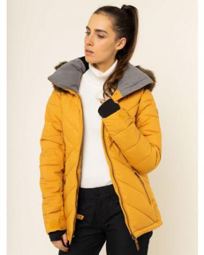 Żółta kurtka Quinn Roxy