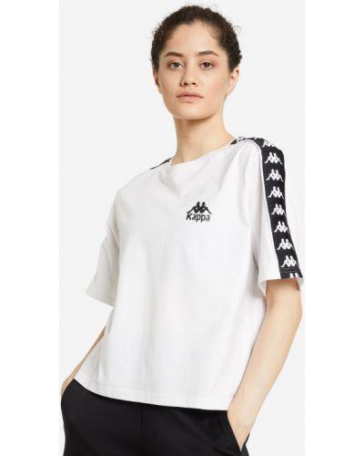 Хлопковая футболка Kappa