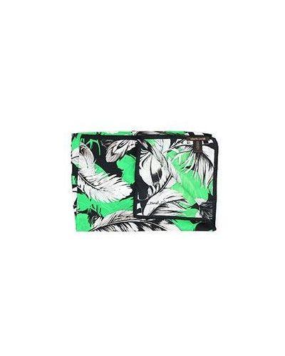 Зеленый платок Roberto Cavalli