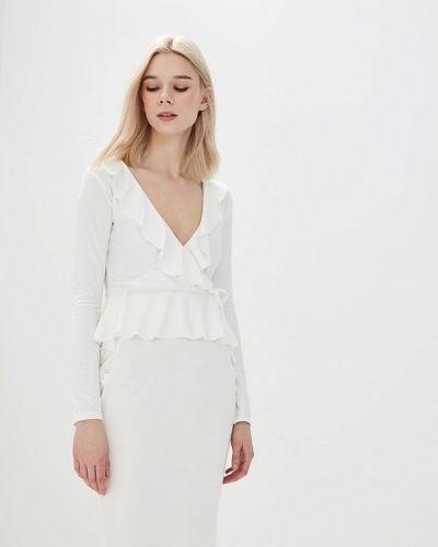 Блузка белая весенний Edge Street