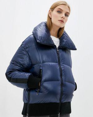 Зимняя куртка осенняя синий Duno