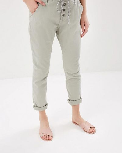 Зеленые брюки Roxy