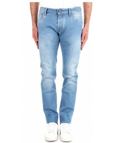 Niebieskie jeansy Hand Picked