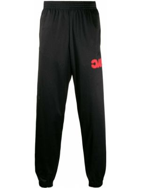 Нейлоновые спортивные брюки - черные Adidas Originals By Alexander Wang