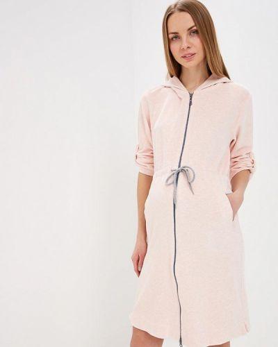 Домашний халат - розовый Мамин Дом