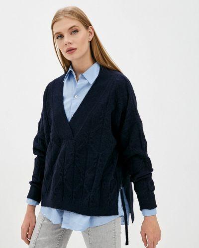 Пуловер - синий Max&co