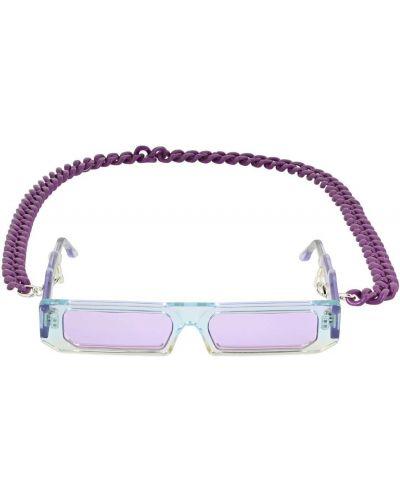Fioletowe okulary Formy Studio