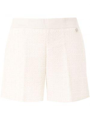 Хлопковые шорты - белые Twin-set