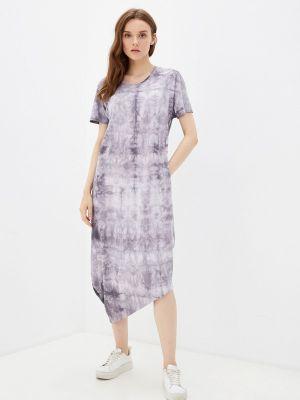 Фиолетовое платье летнее D.s