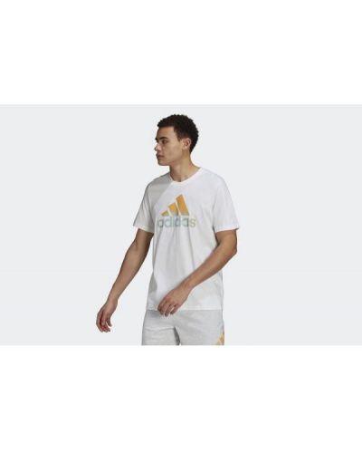 Klasyczny krawat - biały Adidas