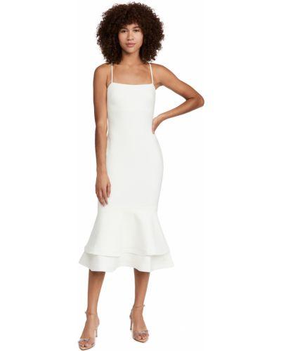 Платье миди - белое Likely