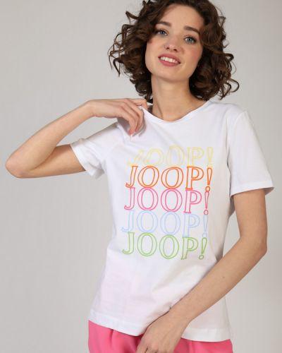 Хлопковая футболка Joop!