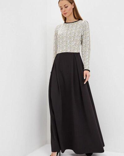 Вечернее платье осеннее Sahera Rahmani