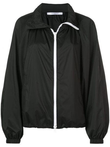 Куртка черная оверсайз Givenchy