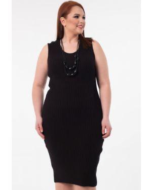 Платье платье-сарафан черное Wisell